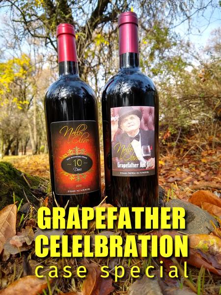 Grapefather Celebration Case Deal
