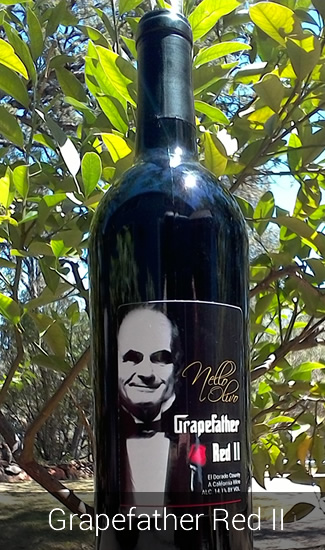 Nello Olivo Grapefather Red II