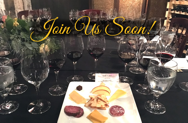 Join us at Nello Olivo private cellar tastings