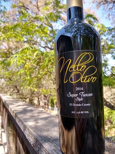 Nello Olivo Super Tuscan Style
