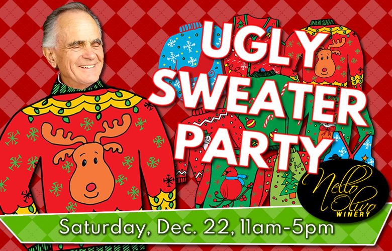Nello Olivo's annual Ugly Sweater Party