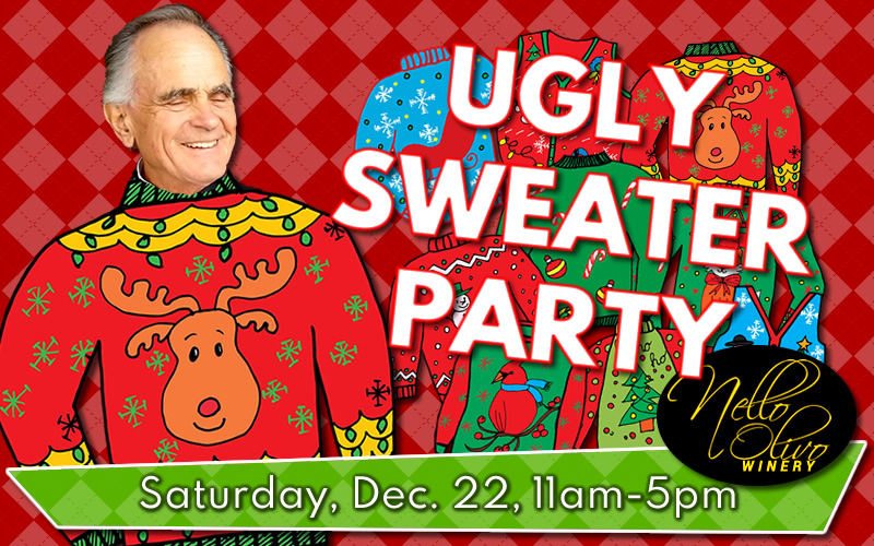 Nello Olivo Winery - Ugly Sweater Party 2018