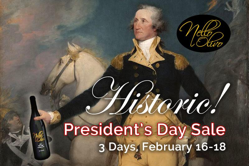 Nello Olivo President's Day Sale